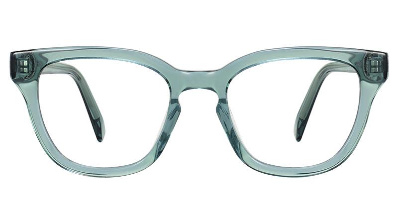 Warby Parker Della Glasses in Viridian $95
