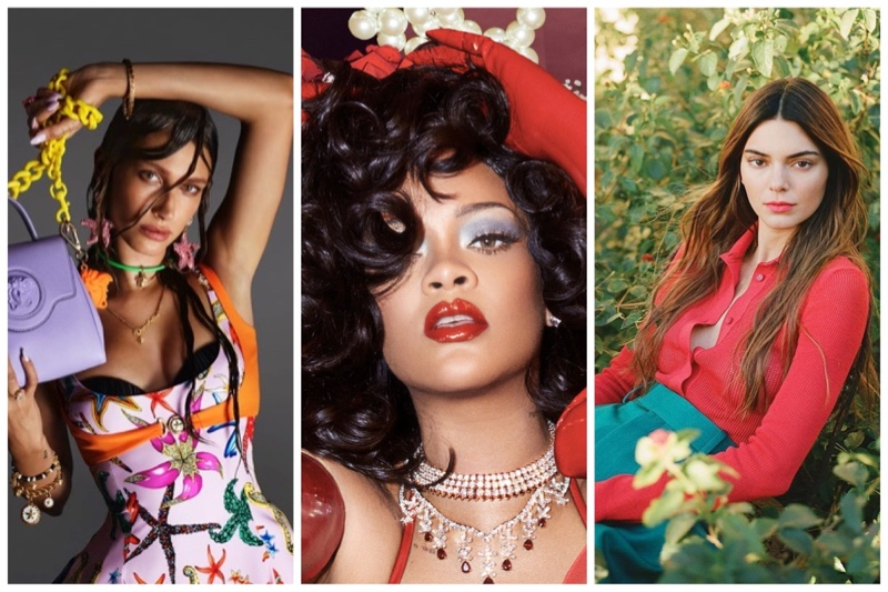 Week in Review | Kendall Jenner's New Cover, Versace's Spring Ads, Rihanna for Savage X + More