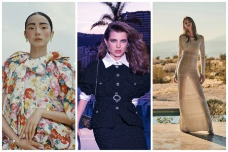 Week Review | Xiao Wen Ju's New Cover, Alexis Winter, Charlotte Casiraghi for Chanel + More