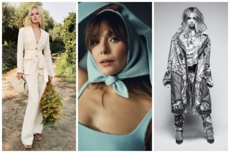 Week in Review | Leni Klum, Weekend Max Mara Ads, Elizabeth Olsen in ELLE + More