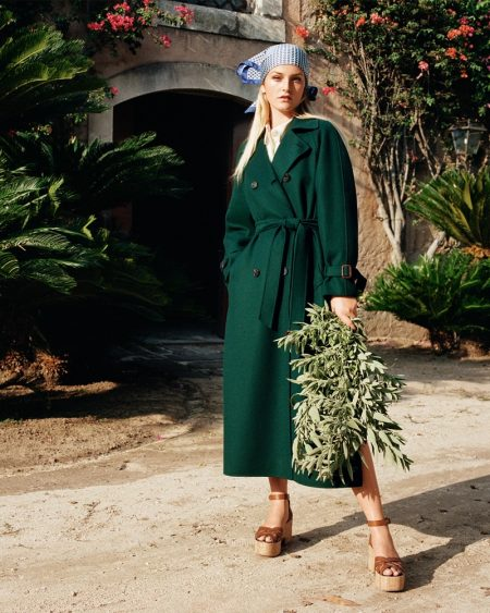 Weekend Max Mara unveils spring-summer 2021 campaign.