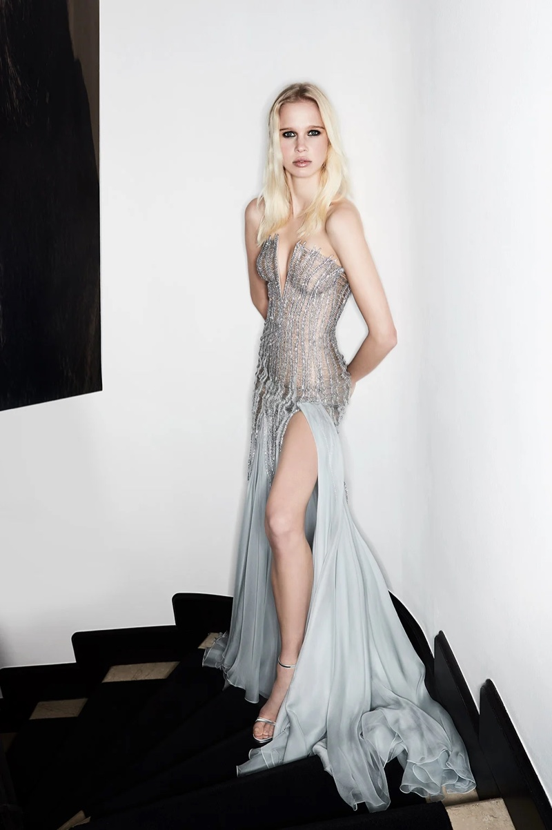 Atelier Versace's Spring 2021 Collection is A Must-See