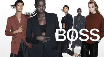 BOSS unveils spring-summer 2021 campaign.