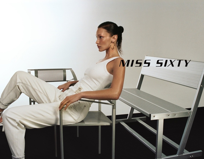 Miss Sixty launches spring-summer 2021 campaign.