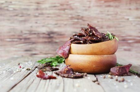 Biltong Bowl Beef Snack