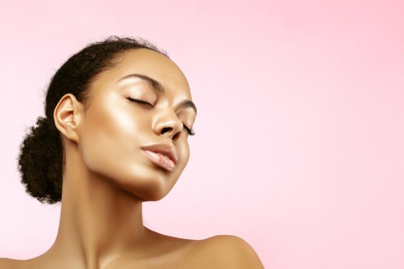 Black Woman Beauty Skincare