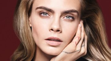 Cara Delevingne stars in Gem Dior campaign.