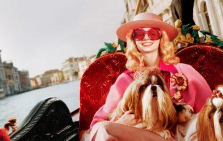 Gucci Eyewear unveils spring-summer 2021 campaign.