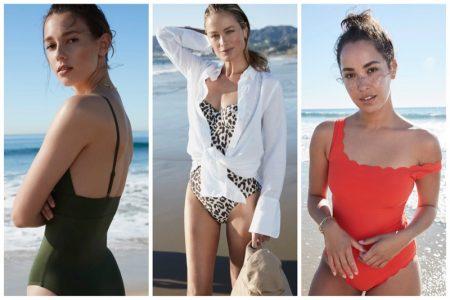 J. Crew swimsuit styles