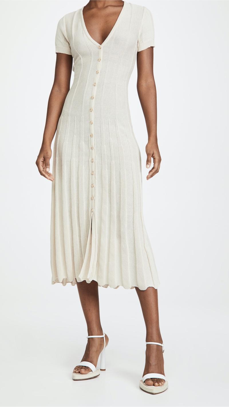 Jacquemus Cardigan Dress $540