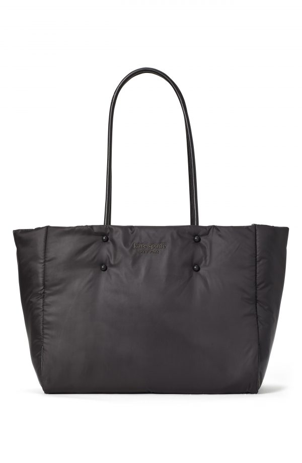 Kate Spade New York Large Everything Puffy Tote - Black