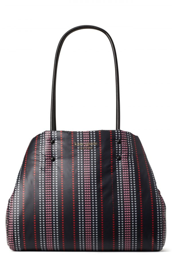 Kate Spade New York Yours Truly Large Tote - Black