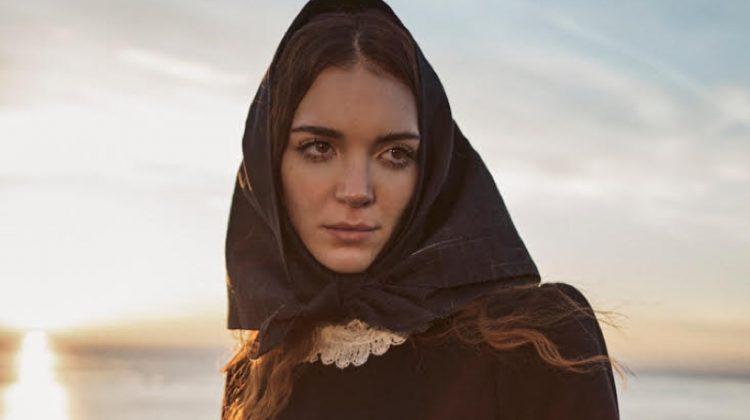 Katrin Weber Models Winter Styles for Woman Austria