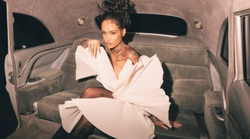 Kehlani Gets Glam for Playboy Magazine