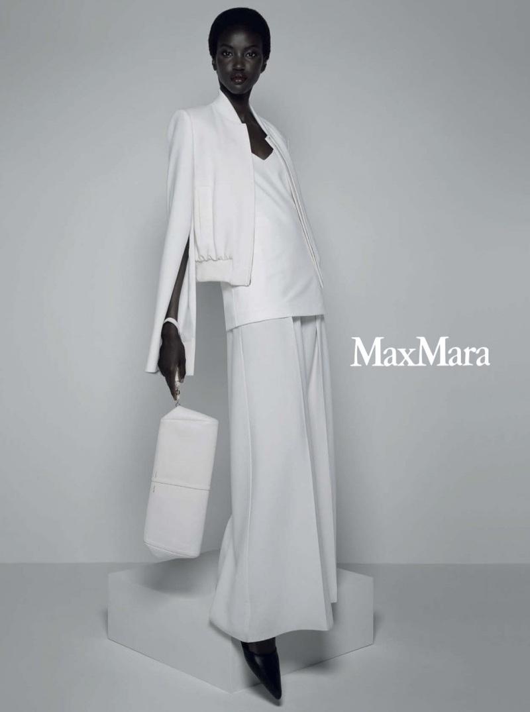 Max Mara unveils spring-summer 2021 campaign.