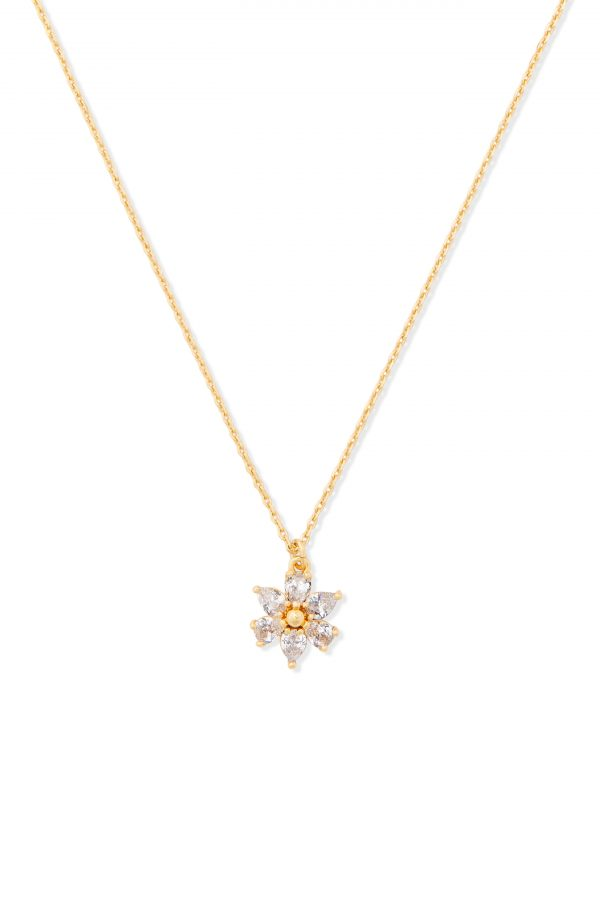 Men's Kate Spade New York First Bloom Mini Pendant Necklace