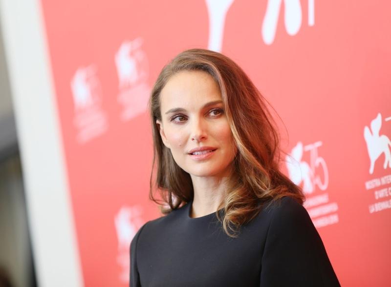 Natalie Portman Black Top