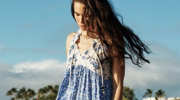 Ro's Garden Sofia Long Dress $295