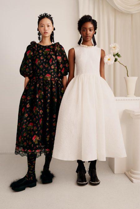 True Romance: Simone Rocha x H&M Lookbook Unveiled!
