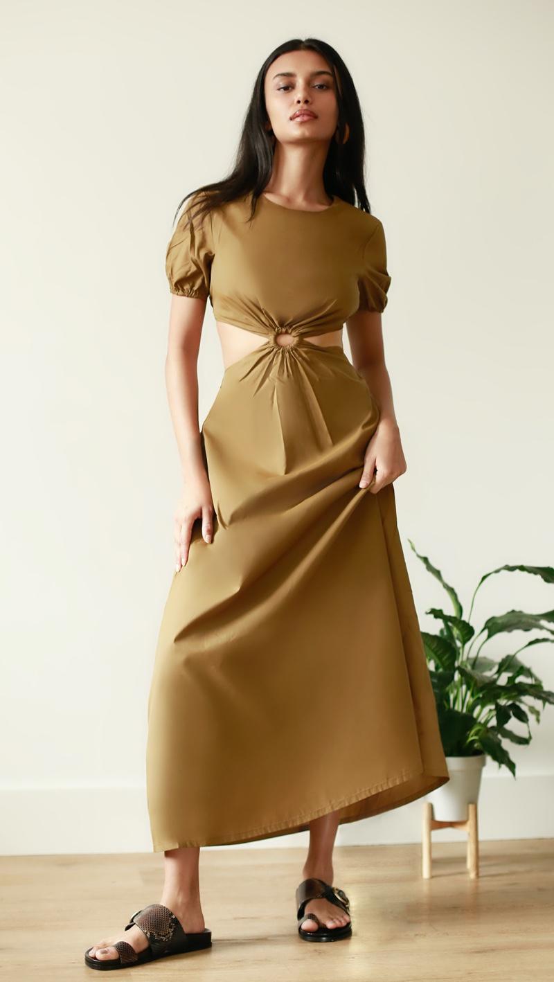 Staud Calypso Dress $325