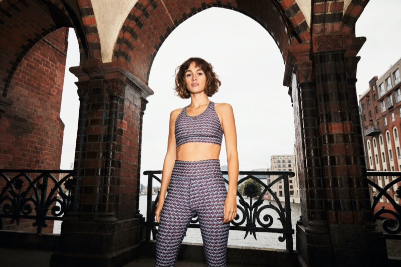 German singer-songwriter Mogli appears in Tommy Hilfiger spring-summer 2021 campaign.