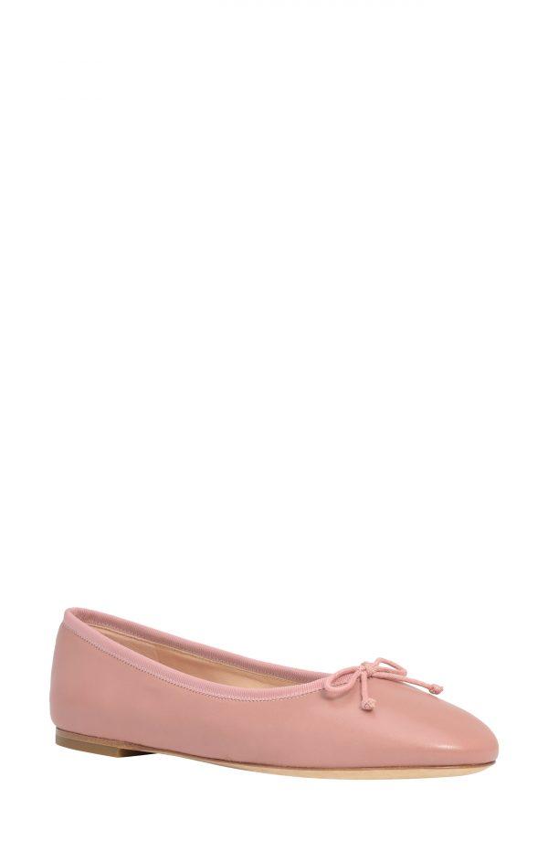 Women's Kate Spade New York Honey Ballet Flat, Size 5.5 B - Pink