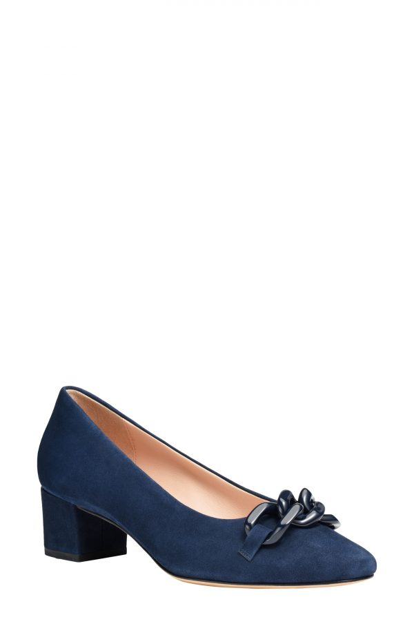 Women's Kate Spade New York Kacey Pump, Size 6 B - Blue