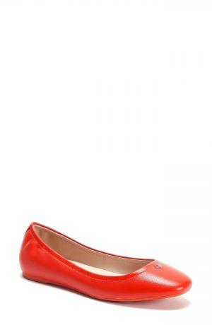 Women's Kate Spade New York Kora Ballet Flat, Size 10 M - Orange