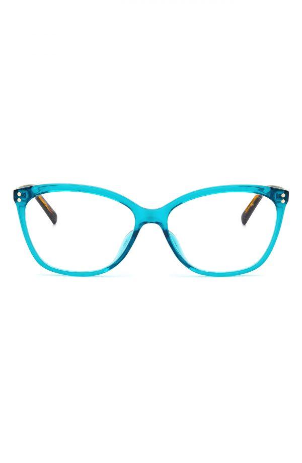 Women's Kate Spade New York Milena 55mm Blue Light Blocking Reading Glasses - Teal