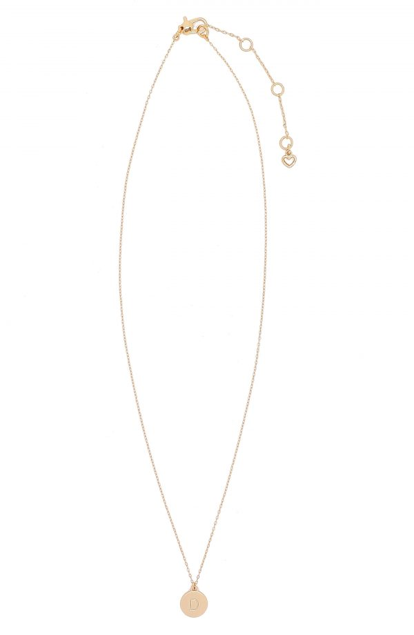 Women's Kate Spade New York Mini Initial Pendant Necklace