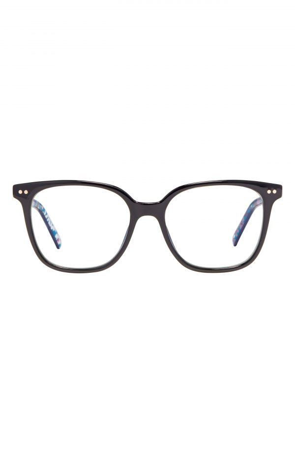 Women's Kate Spade New York Rosalie 51mm Reading Glasses - Black