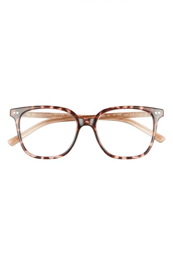 Women's Kate Spade New York Rosalie 51mm Reading Glasses - Dark Havana