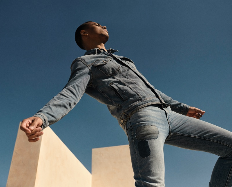 7 For All Mankind unveils spring-summer 2021 campaign.