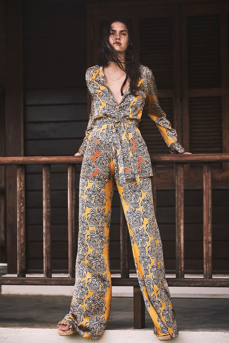 Vanessa Moody Gets Away in Alexis 'Eternal Affair' Collection
