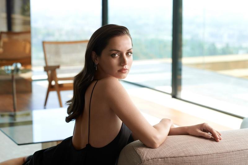 Estee Lauder names Ana de Armas as latest Global Ambassador.