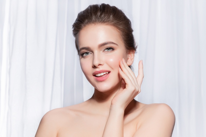 Beauty Skincare Face Natural Looking
