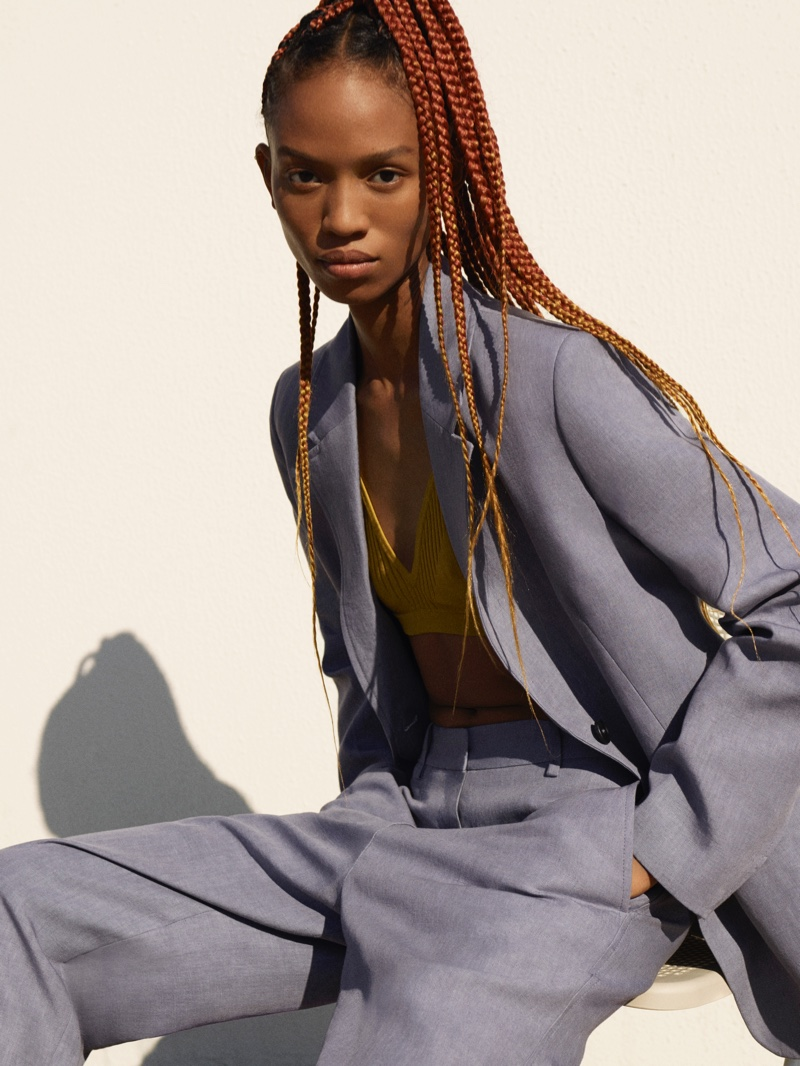Edie, Adesuwa, Caren Front COS Spring 2021 Campaign