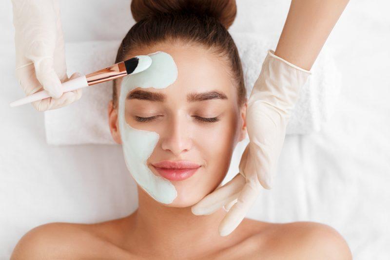 Cosmetologist Mask