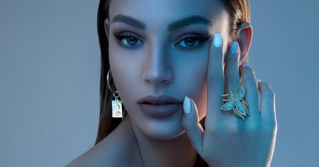 Exclusive: Eliana Sachs by Shilat Mizrahi in 'Blue Your Mind'