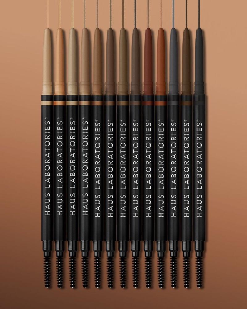 Haus LaboratoriesEdge Precision Brow Pencil collection.