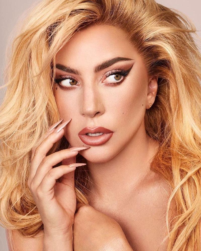 Lady Gaga stars in Haus LaboratoriesEdge Precision Brow Pencil campaign.