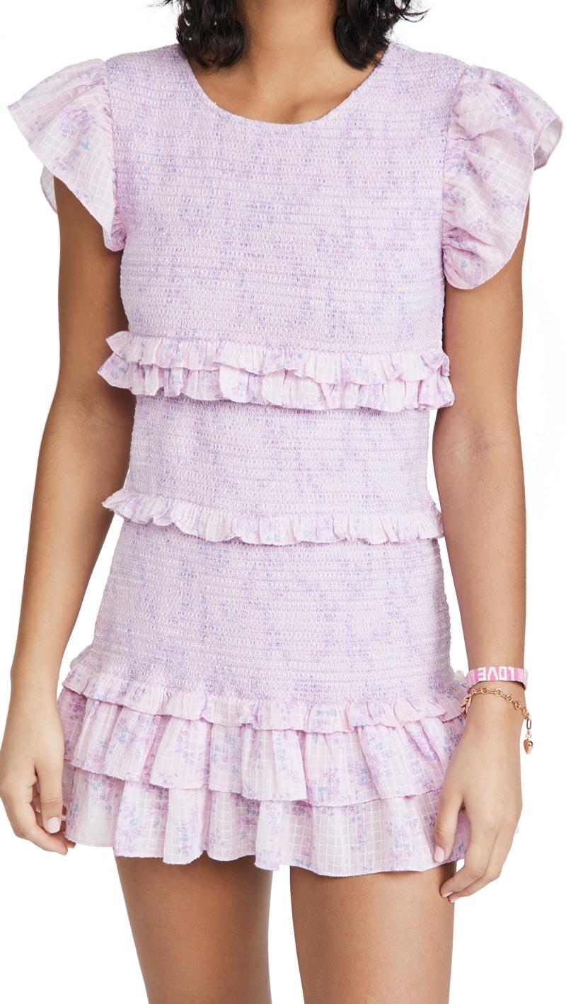 LoveShackFancy Aveline Dress $425
