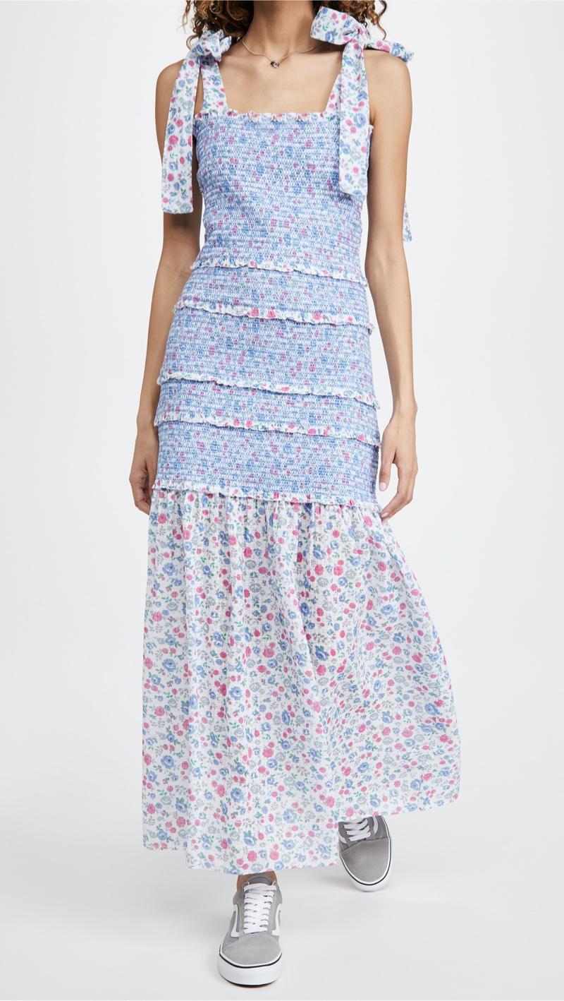 LoveShackFancy Robyn Dress $498