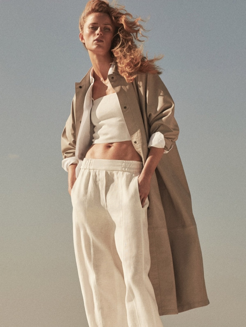 Massimo Dutti unveils Limited Edition spring-summer 2021 campaign.