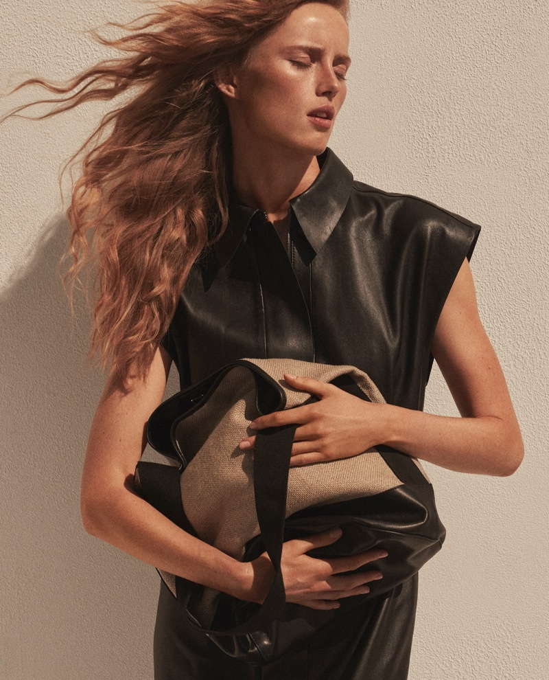 Massimo Dutti's Limited Edition spring-summer 2021 collection focuses on premium styles.
