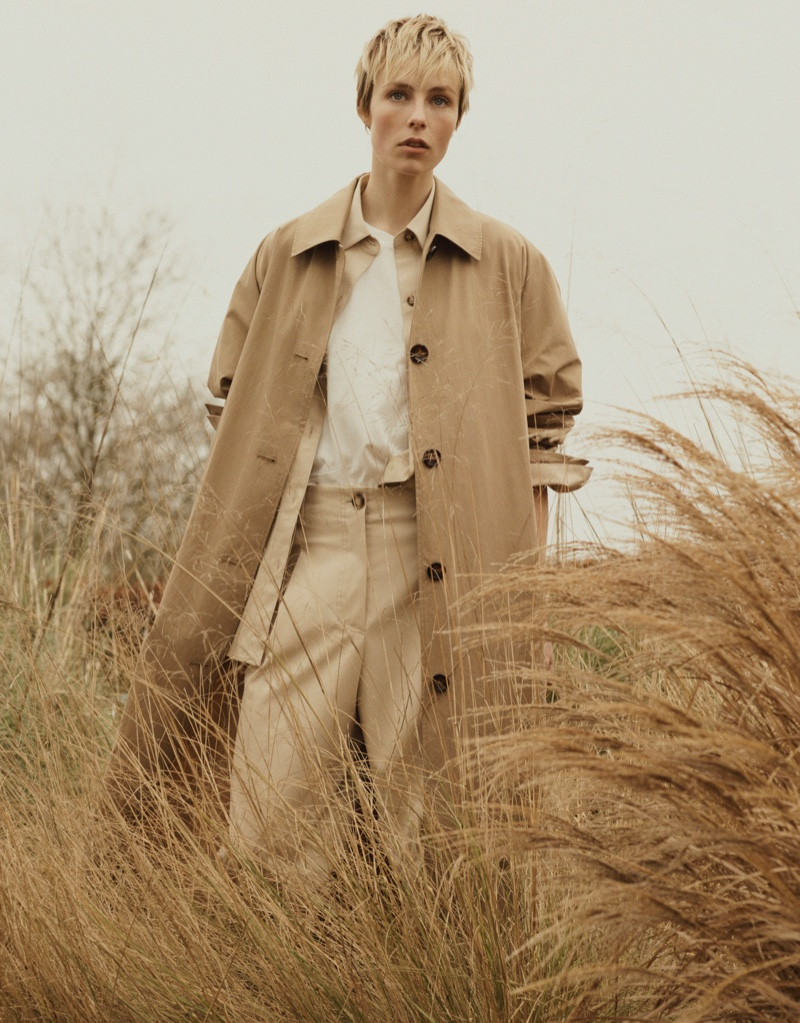 Massimo Dutti unveils spring-summer 2021 collection in Reset editorial.