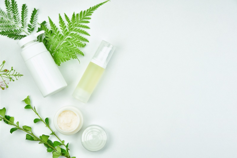 Organic Natural Beauty Cosmetics Products