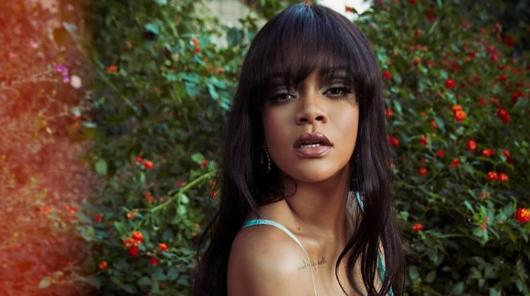 Rihanna Has Flower Power for Savage X Spring 2021 Campaign