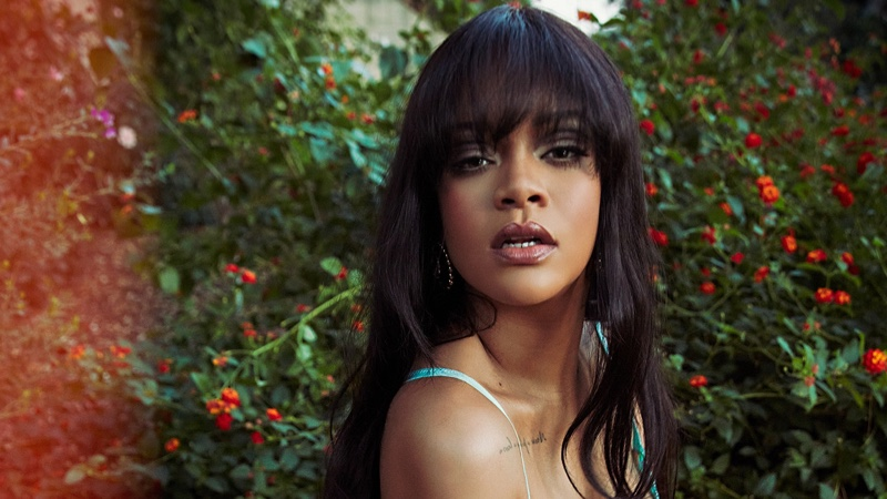 Rihanna stars in Savage X spring 2021 lingerie campaign.