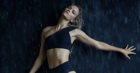Exclusive: Sarah DeAnna by Jeff Tse in 'A Bit of Rain'